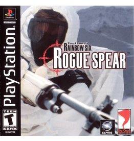 Sony Playstation 1 (PS1) Tom Clancy's Rainbow Six Rogue Spear