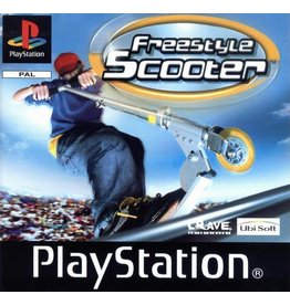 Playstation 1 Razor Freestyle Scooter