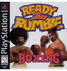 Playstation 1 Ready 2 Rumble Boxing