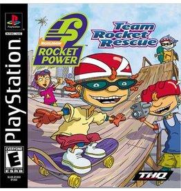 Playstation 1 Rocket Power Team Rocket Rescue