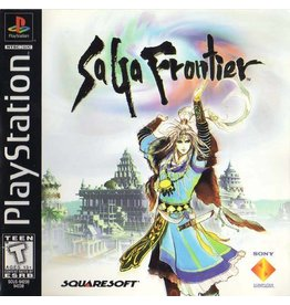 Playstation 1 Saga Frontier