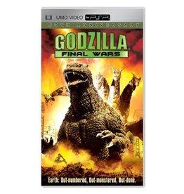 Playstation PSP UMD Godzilla