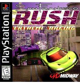 Playstation 1 San Francisco Rush