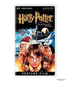Playstation PSP UMD Harry Potter Sorcerers Stone