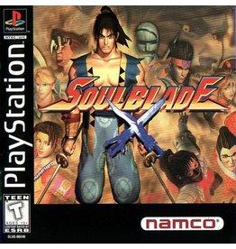 Playstation 1 Soul Blade