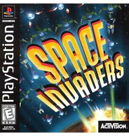 Playstation 1 Space Invaders