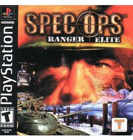 Playstation 1 Spec Ops Ranger Elite