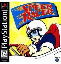 Playstation 1 Speed Racer