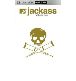 Playstation PSP UMD Jackass - Volume 1