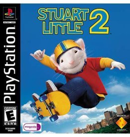 Playstation 1 Stuart Little 2