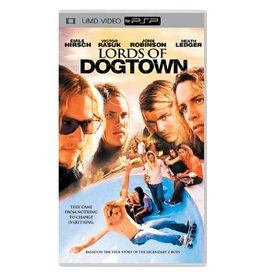 Playstation PSP UMD Lords of Dogtown