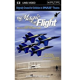 Playstation PSP UMD Magic of Flight