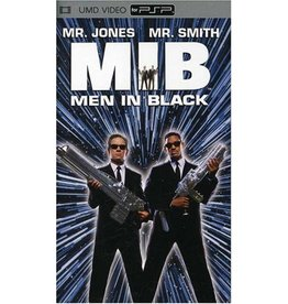 Playstation PSP UMD Men In Black