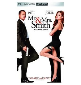 Playstation PSP UMD Mr. and Mrs. Smith