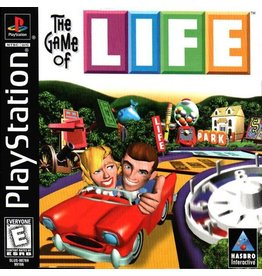 Playstation 1 The Game of Life