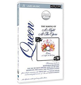 Sony Playstation Portable (PSP) UMD Queen - The Making of A Night at the Opera