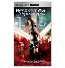 Playstation PSP UMD Resident Evil: Apocalypse