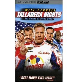 Playstation PSP UMD Talladega Nights: The Ballad of Ricky Bobby