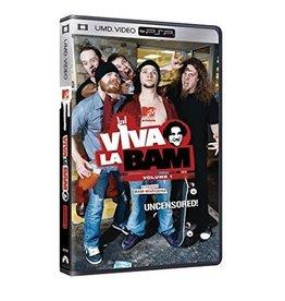Playstation PSP UMD Viva La Bam - Volume 1