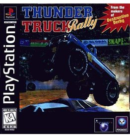 Playstation 1 Thunder Truck Rally