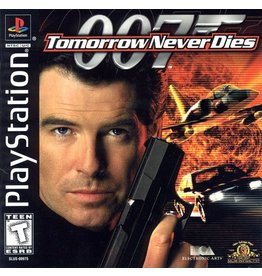 Playstation 1 Tomorrow Never Dies