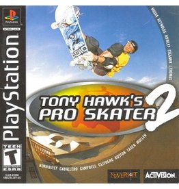 Playstation 1 Tony Hawk 2