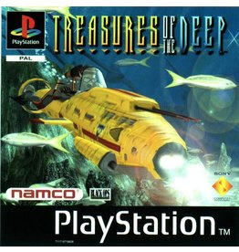 Sony Playstation 1 (PS1) Treasures of the Deep