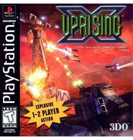 Playstation 1 Uprising-X