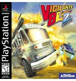 Playstation 1 Vigilante 8 2nd Offense