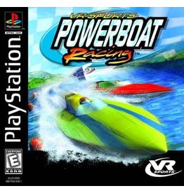 Playstation 1 VR Sports Powerboat Racing
