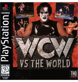 Playstation 1 WCW vs. the World
