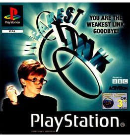 Sony Playstation 1 (PS1) Weakest Link