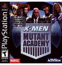 Sony Playstation 1 (PS1) X-men Mutant Academy
