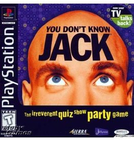 Playstation 1 You Don't Know Jack