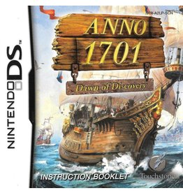 Nintendo DS Dawn of Discovery