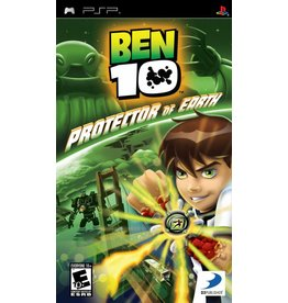 Sony Playstation Portable (PSP) Ben 10 Protector of Earth