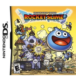 Nintendo DS Dragon Quest Heroes Rocket Slime