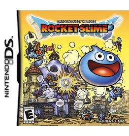 Nintendo DS Dragon Quest Heroes Rocket Slime