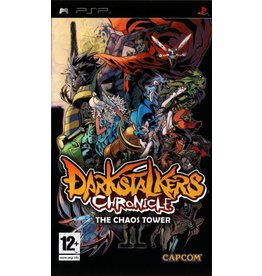 Sony Playstation Portable (PSP) Darkstalkers Chronicle The Chaos Tower