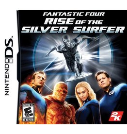 Nintendo DS Fantastic 4 Rise of the Silver Surfer