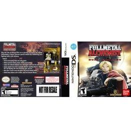 Nintendo DS Fullmetal Alchemist Dual Sympathy