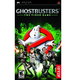 Sony Playstation Portable (PSP) Ghostbusters: The Video Game