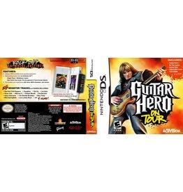 Nintendo DS Guitar Hero On Tour