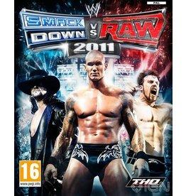 Playstation PSP WWE SmackDown vs. Raw 2011