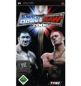 Playstation PSP WWE Smackdown vs. Raw 2006