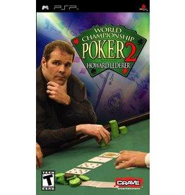 Playstation PSP World Championship Poker 2