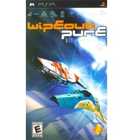 Playstation PSP Wipeout Pure