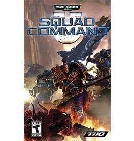 Sony Playstation Portable (PSP) Warhammer 40,000 Squad Command