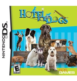 Nintendo DS Hotel For Dogs