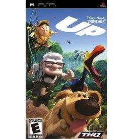 Playstation PSP Up